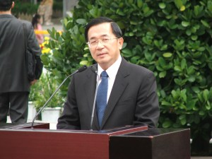 U.S. Rep. Issues Statement, Endorsing President Chen's Views On Abolishing NUC