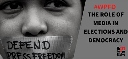 Día internacional Libertad Prensa DENTRO