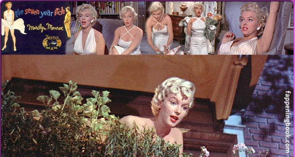 Marilyn Monroe Nude