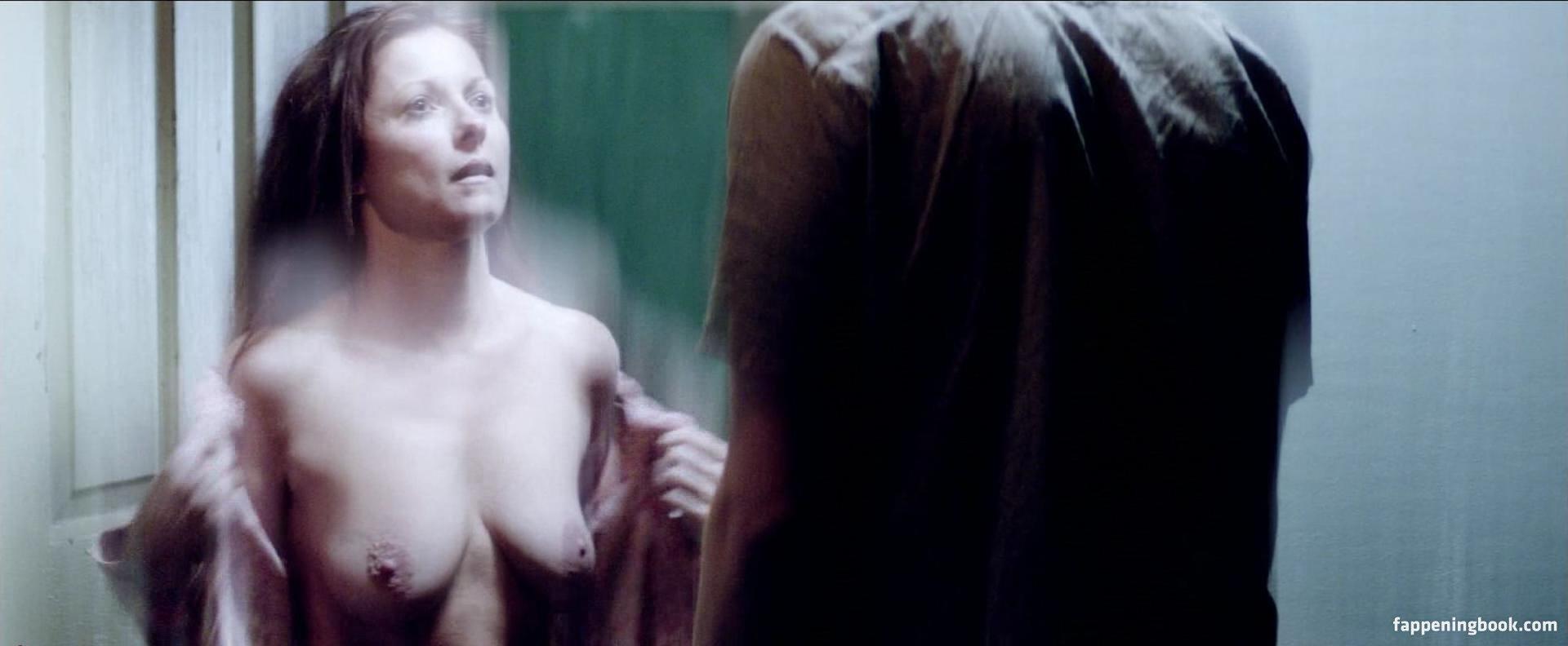 Simone Buchanan Nude