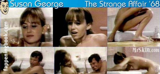 Susan George Nude
