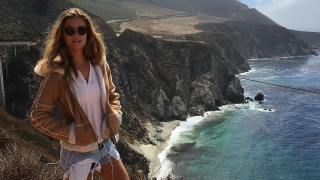 Nina Agdal Travels The World And Takes Pictures