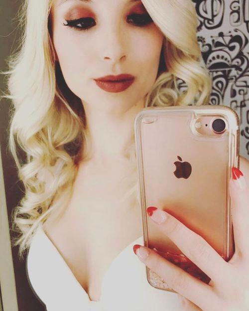 Piper Perri Red Lipstick
