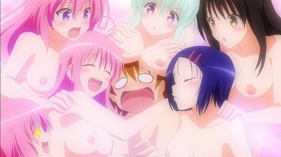 To Love-Ru Darkness 2nd vol.02 (nylon66) (127)