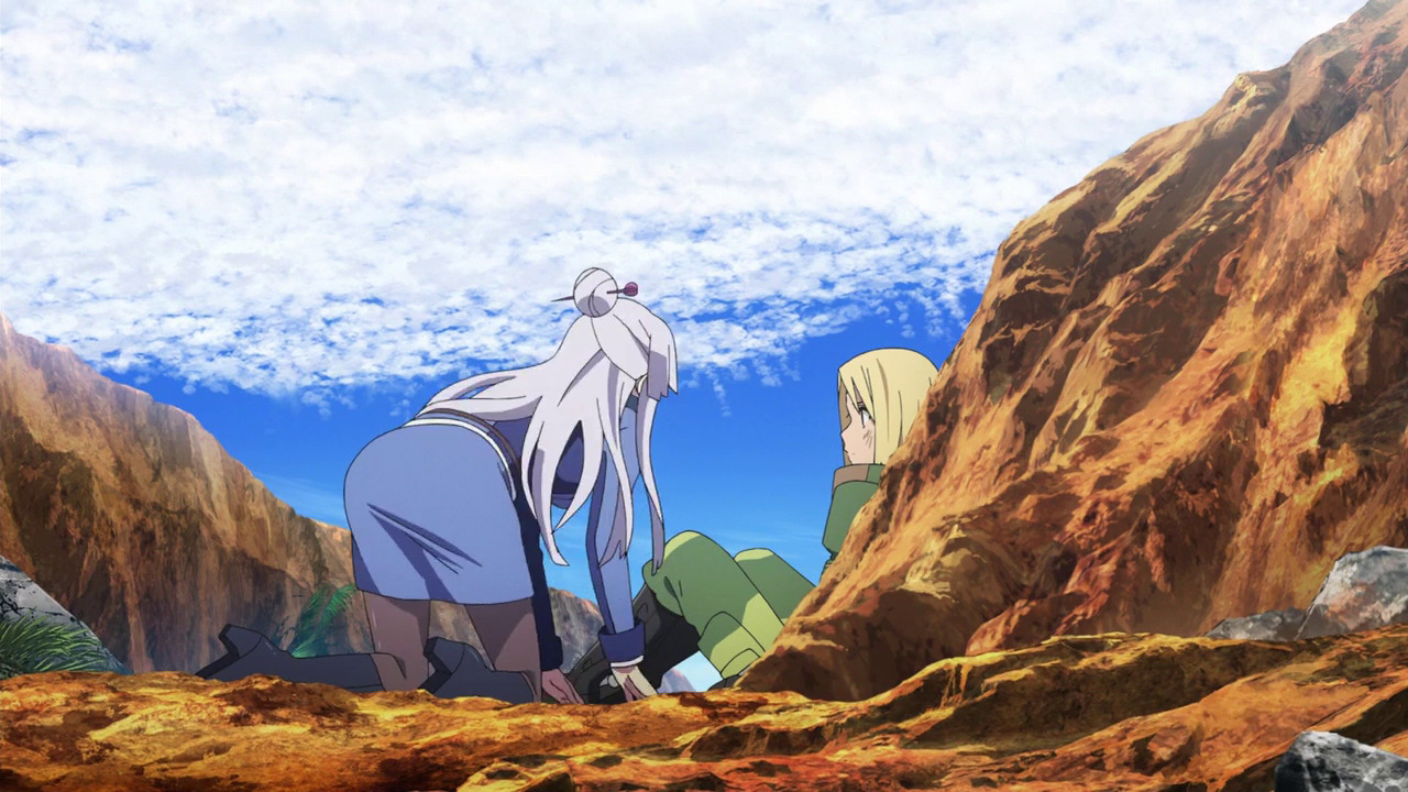 heavy object ep 11 img 09 frame