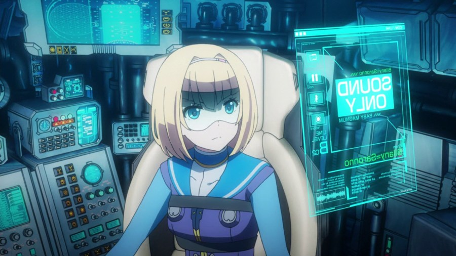 heavy object ep 11 img 16 frame
