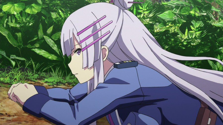 heavy object ep 11 img 31 frame