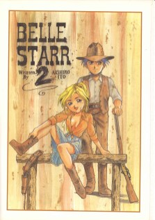 BELLE☆STARR vol.2 (1)