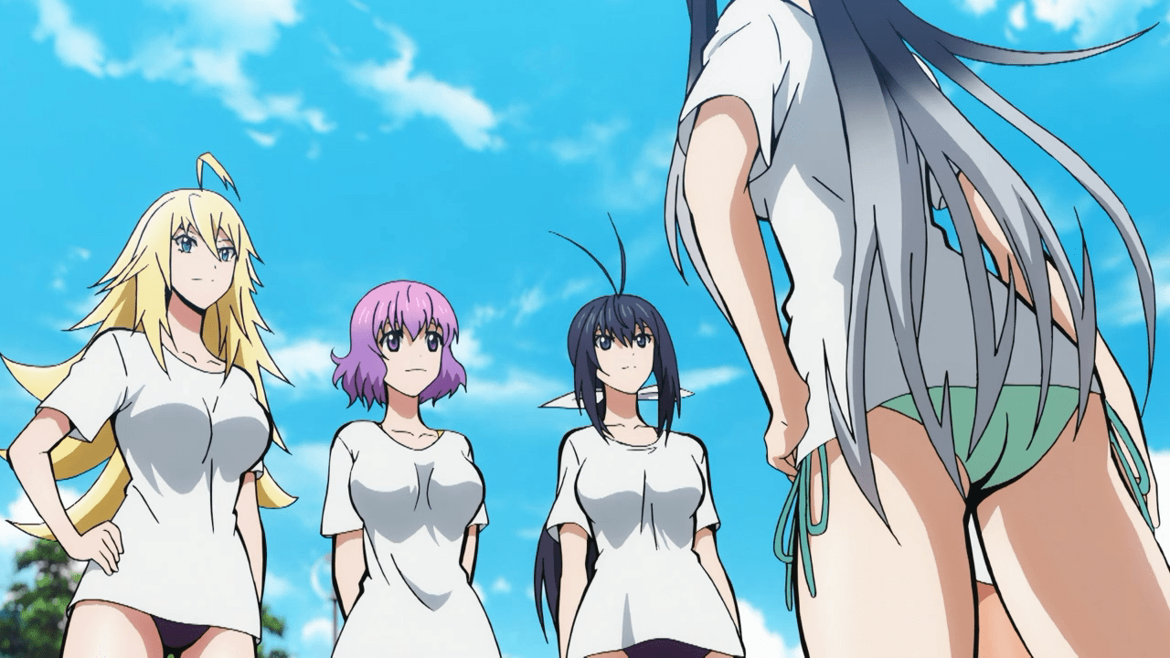 Keijo Fanservice Review Episode 6 Fapservice