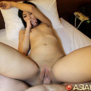 Legs wide Horny Asian Porn picture