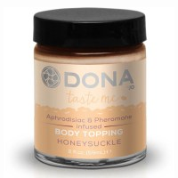 DONA Body Topping - HONEYSUCKLE