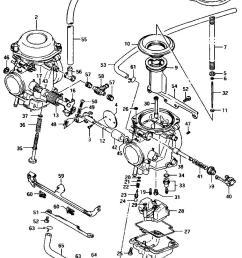 keihin vb carb diagram [ 1001 x 1437 Pixel ]