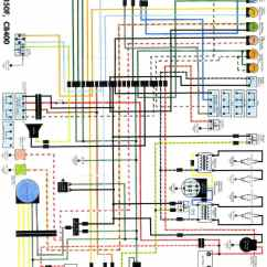 Honda Cb400 Vtec Wiring Diagram Compound Microscope Worksheet Rectifier Faq