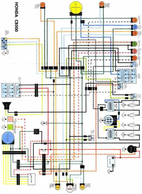 small resolution of 1984 honda vt500c wiring wiring diagram database 1984 honda vt500c wiring