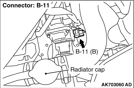 Code No. P0122: Throttle Position Sensor (main) Circuit