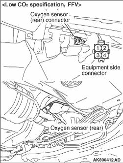 Denso Oxygen Sensor 4 Wire Wiring Diagram