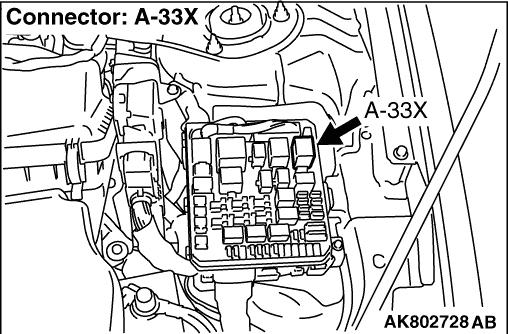 Code No. P0047: Variable Geometry Control Solenoid Valve