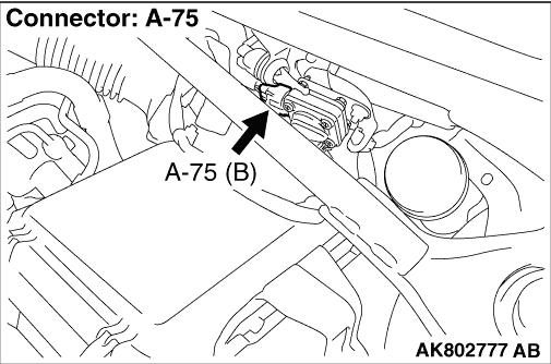 Code No. P2455: Exhaust Differential Pressure Sensor