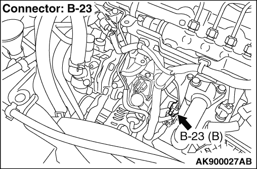 Code No. P2426: EGR Cooling Valve Control Circuit (Low)