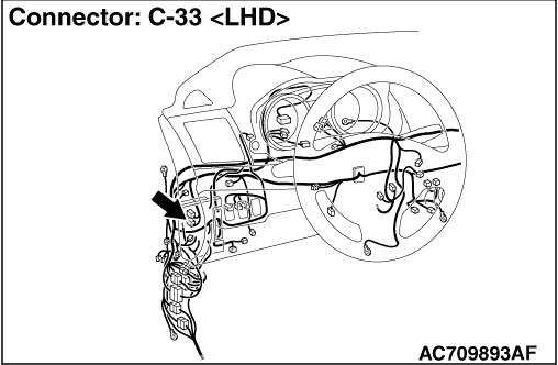 Code No.P0710: Malfunction of CVT Fluid Temperature Sensor