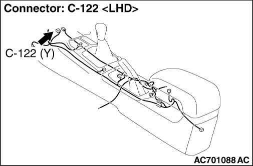Code No.B1B0A Passenger's (front) air bag module (1st