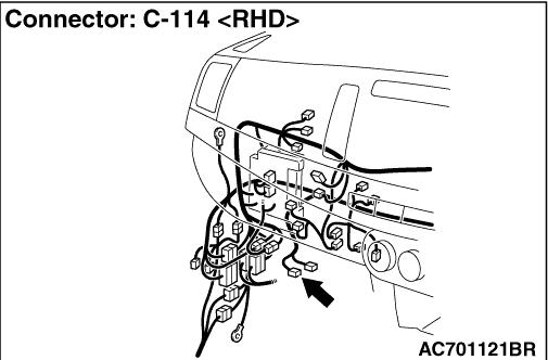 Diagnosis Item 16: Diagnose the lines between the ETACS