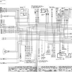 Kawasaki Brute Force 750 Wiring Diagram Whelen Light Bar Old Schematic - Ninja250wiki