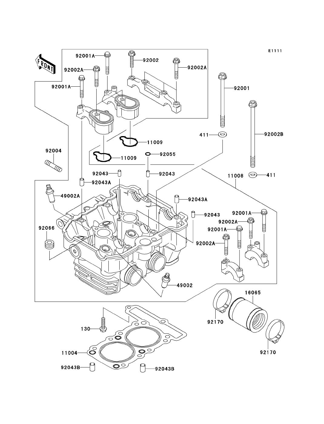 kawasaki bayou 250 carburetor diagram freightliner wiring manual carb ninja mark stanito com trouble after cleaning did i mess up on the assembly