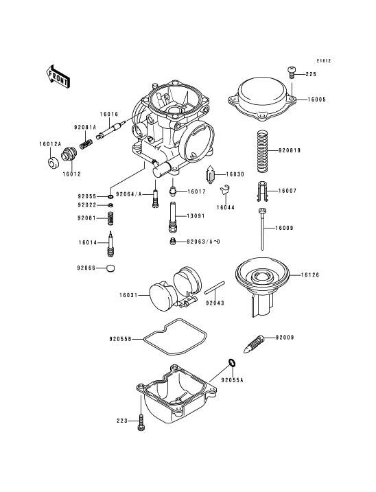 Qmb139 Engine Diagram