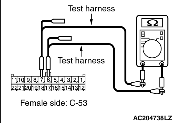 Diagnosis Item 3: Diagnose shorts between CAN_H and L lines