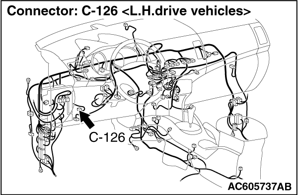 Code No.P0504: Brake Switch Correction Code No.P0573