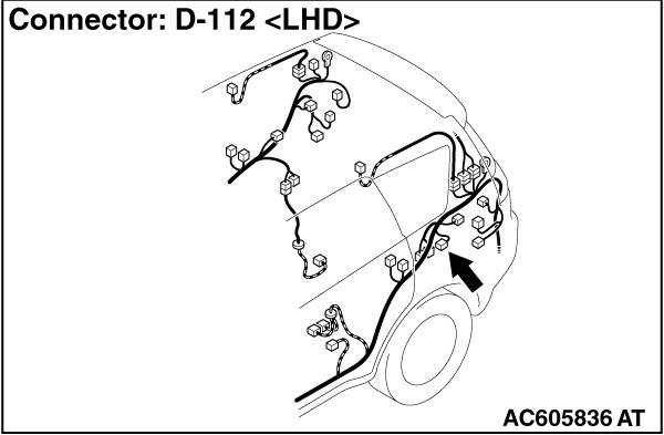 Code No.B204F RL antenna(indoor) open