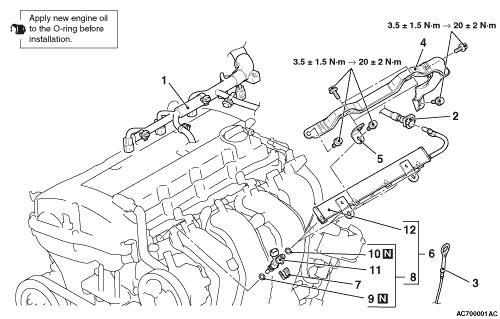 4b11 Engine Diagram