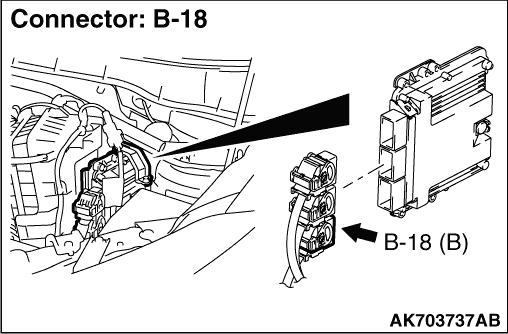 Inspection Procedure 13: Accelerator Pedal Position Sensor