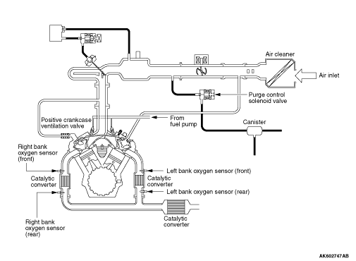 Diagram Vacuum Line Diagram Please Ford Truck Enthusiasts Forums