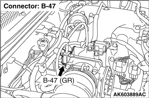 Code No. P0403: Exhaust Gas Recirculation Control Solenoid