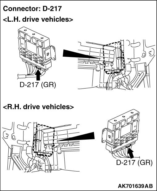 Code No. P0123: Throttle Position Sensor (Main) Circuit