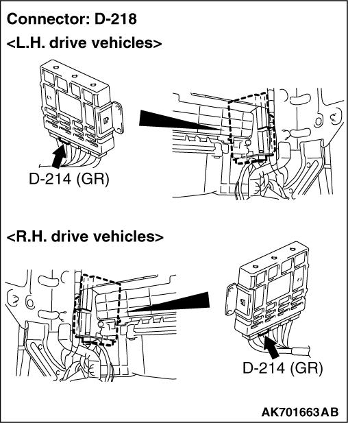 Code No. P0638: Throttle Valve Control Servo Circuit Range