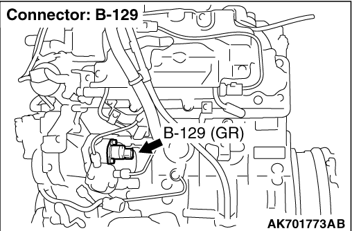 Code No. P1272: Pressure Limiter Malfunction