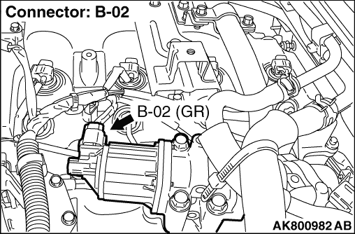 Code No. P2413: Exhaust Gas Recirculation System Performance