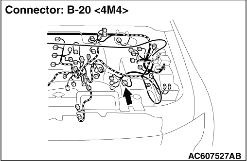 Code No.C1458: Free-Wheel Engage Switch System (Abnormal)