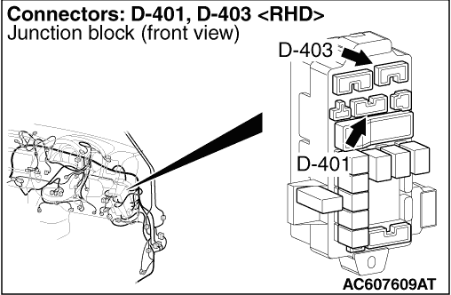 Code No.C1452: Front Propeller Shaft Speed Sensor System