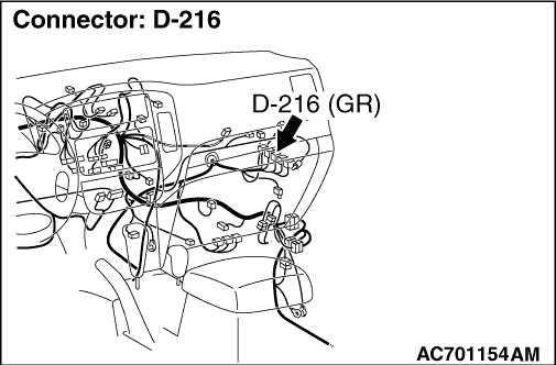 Code No.P1770 (P0705): Inhibitor switch system