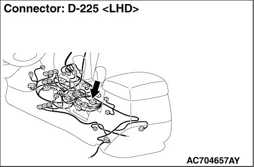 Code No.P2742: A/T fluid temperature sensor 2 system