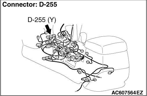 Code No.55: Pump motor locked (seizure of the pump motor