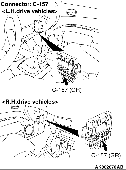 Code No. P0222: Throttle Position Sensor (Sub) Circuit Low