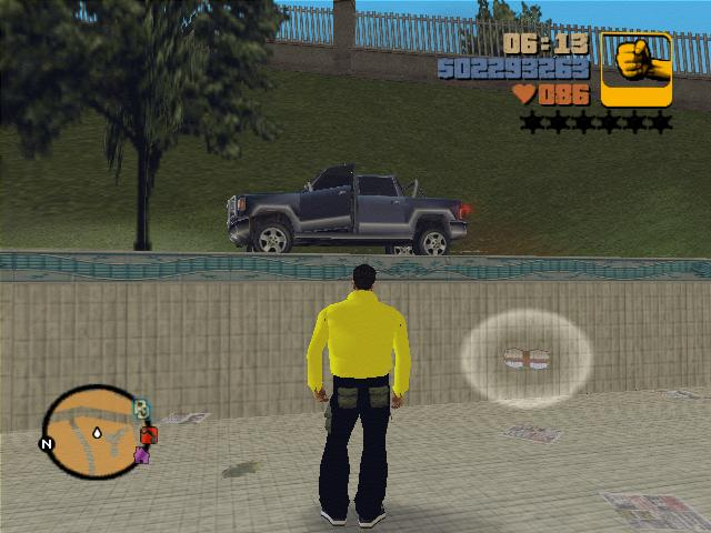 Grand Theft Auto III  Hidden Packages