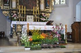 Wielkanoc, kompozycja kwiatowa: Zofia Kasprzak