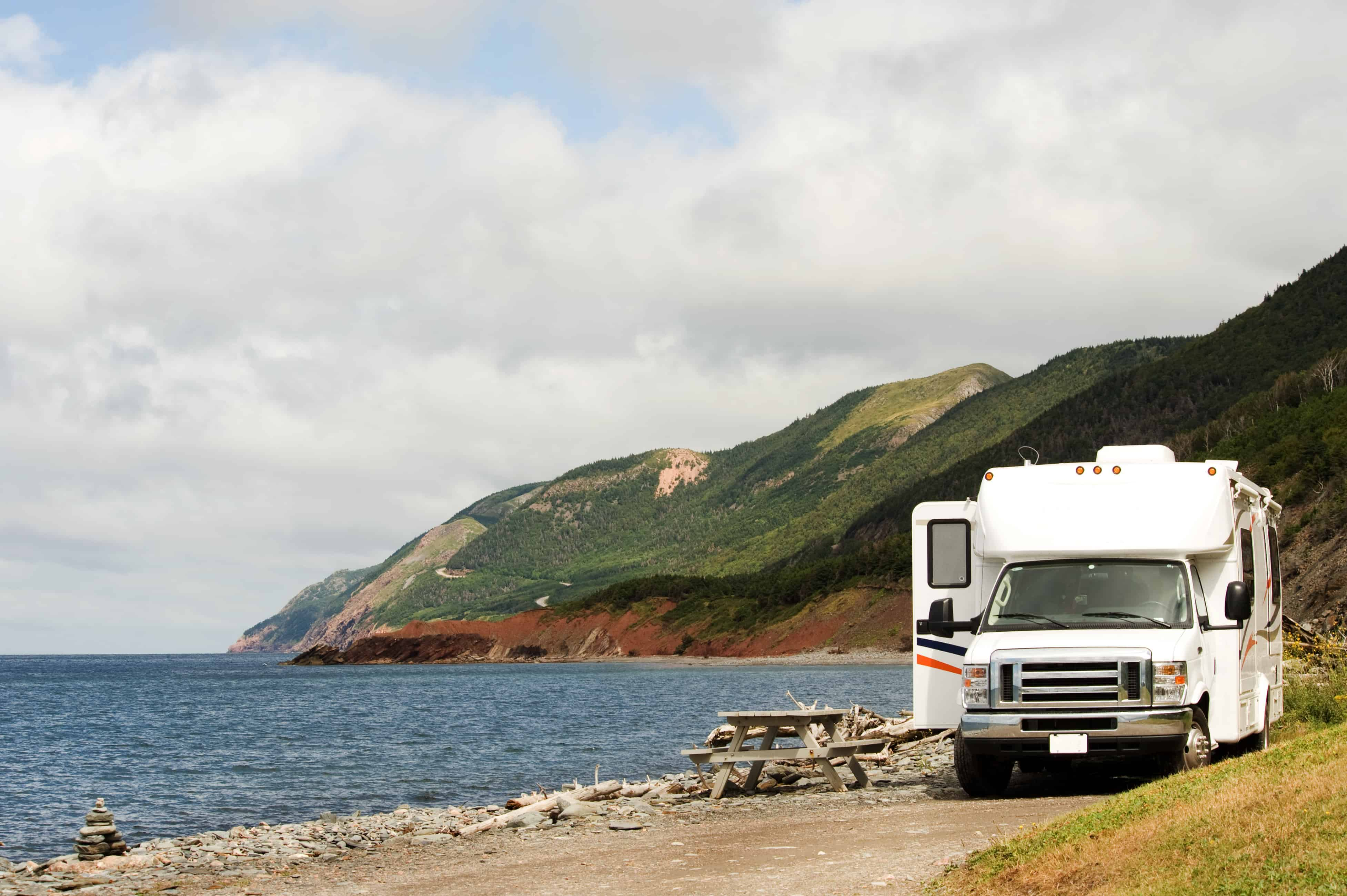 5 Beautiful Places to Stay with your RV in California