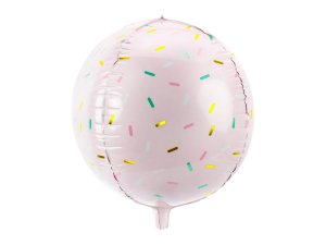 Sweet Confetti Sphere Balloon
